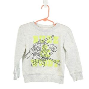 Jumping Beans Gray Buzz & Woody Sweatshirt